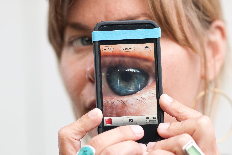 Как делать фото в айфоне