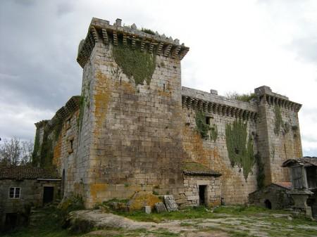 Castillo de Pambre (Lugo)