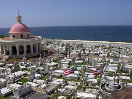 Cementerio San Juan, Puerto Rico