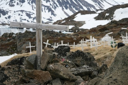 Kulusuk Graveyard