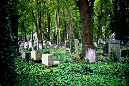 Cementerio judío de Berlín