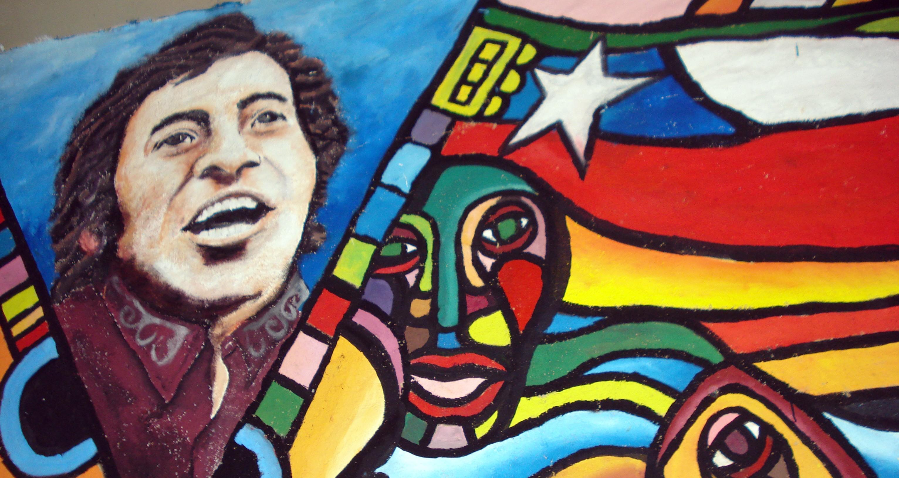 Mural Victor Jara