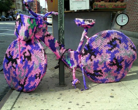 NY cycle chic