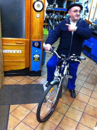 Vitoria-Gasteiz cycle chic