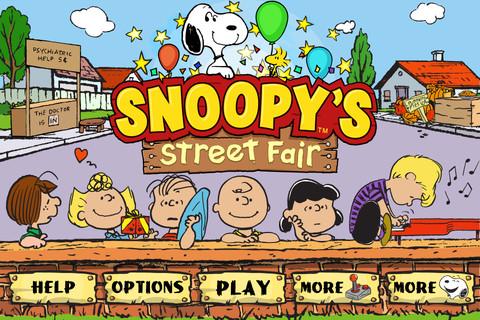 Snoopy Street Fair
