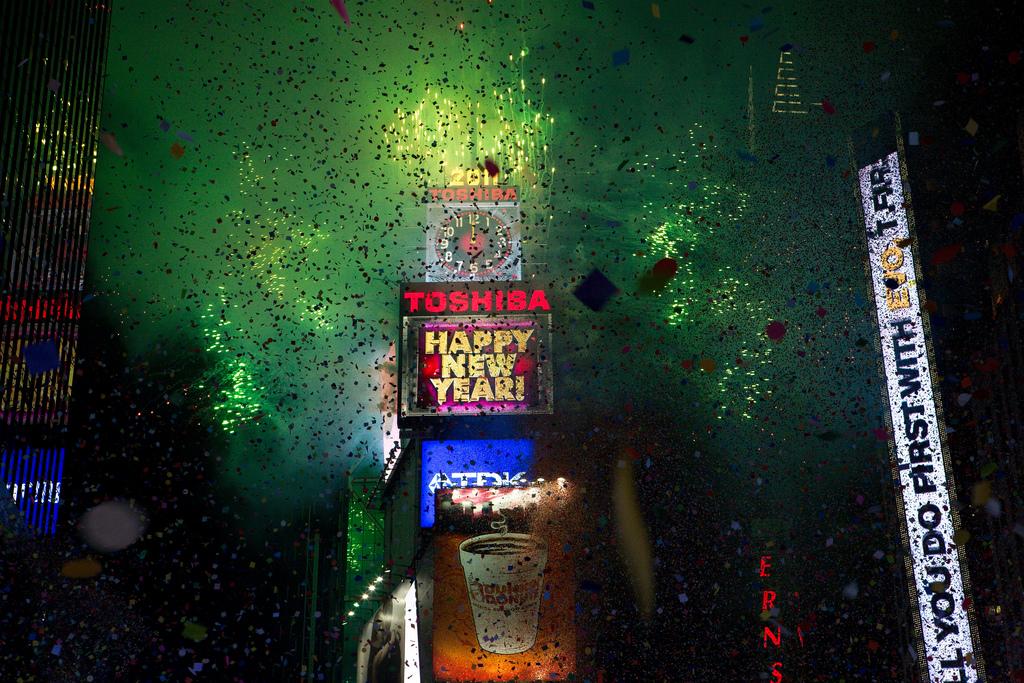 Una docena de ciudades donde comenzar el año nuevo