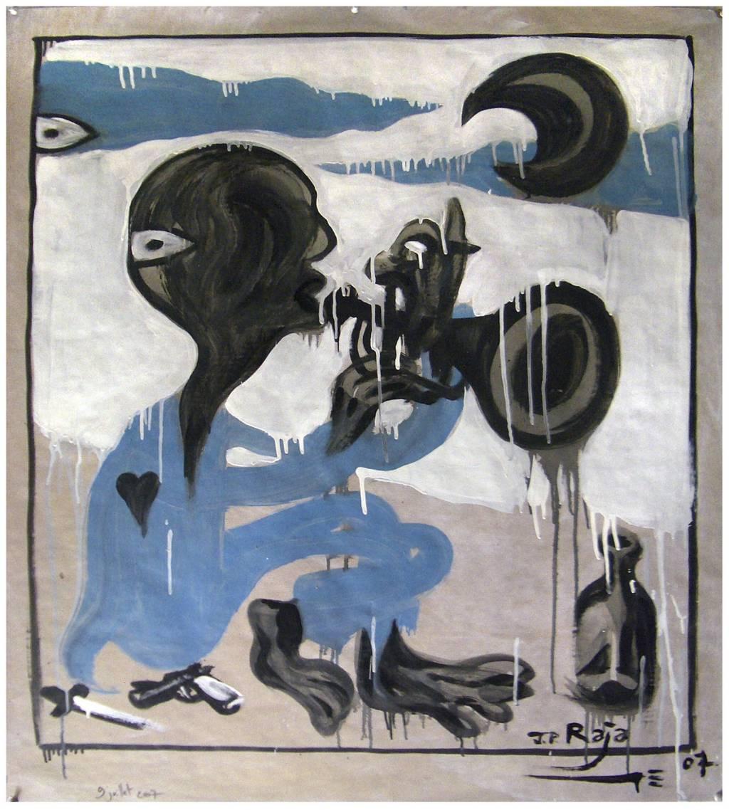 Sicario Azul, de Juan Pablo García Raja en Artelista