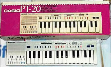 Casio PT-20