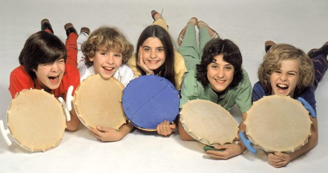 Una docena de grupos infantiles que nos hicieron disfrutar en la década de los 80