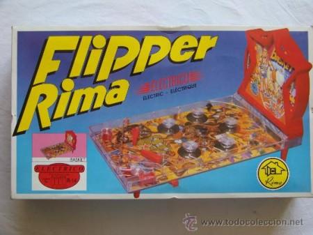 Flipper Rima