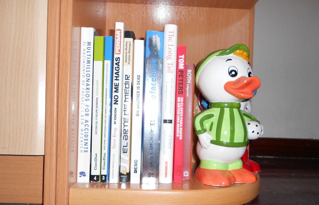 Una docena de libros que me ayudaron a entender mejor la web 2.0