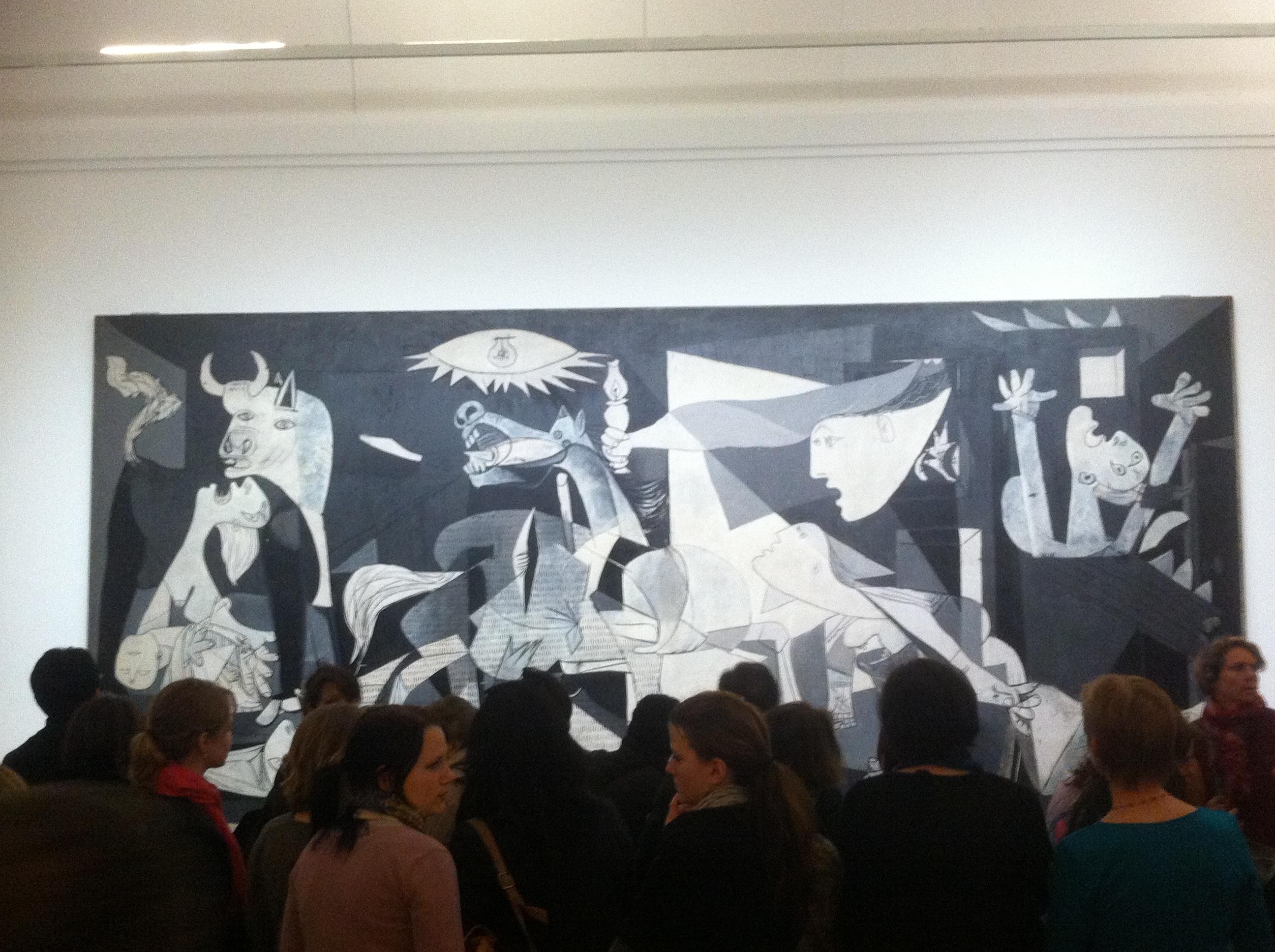 Guernica por Javier Maján