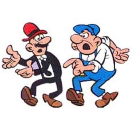 Pepe Gotera y Otilio