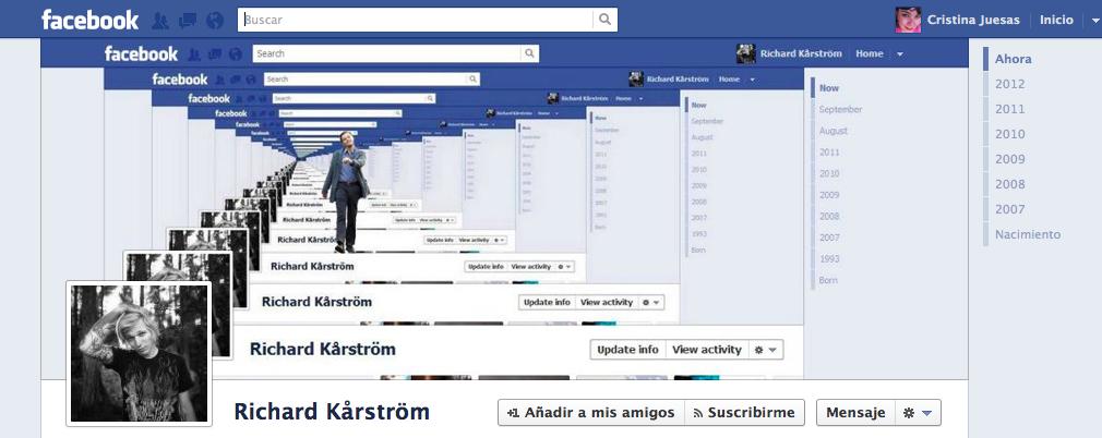 Pantallazo Karstrom FB
