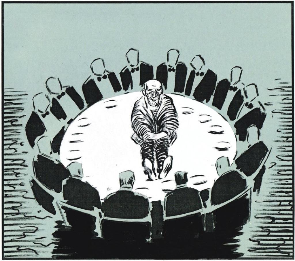 Una docena de viñetas para una crisis de El Roto