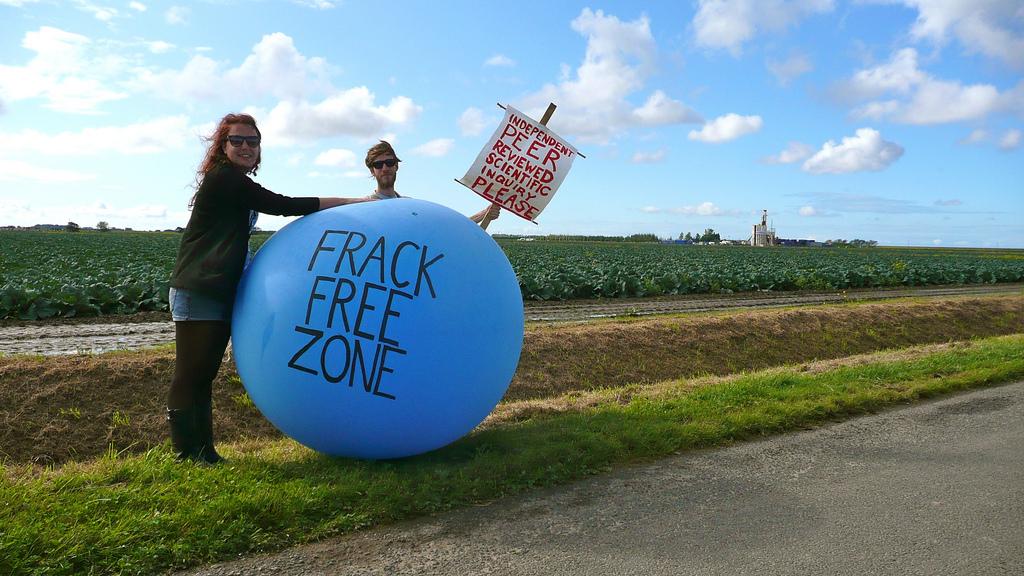 Una docena de cosas que debes saber sobre la extracción de gas mediante Fracking