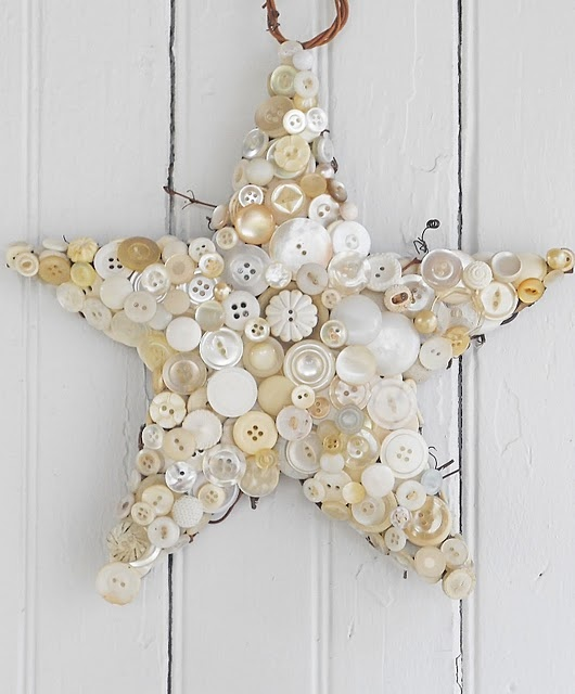 estrella botones