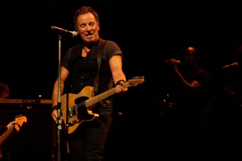 Una docena de razones por las que tienes que ver en directo a Bruce Springsteen al menos una vez en la vida