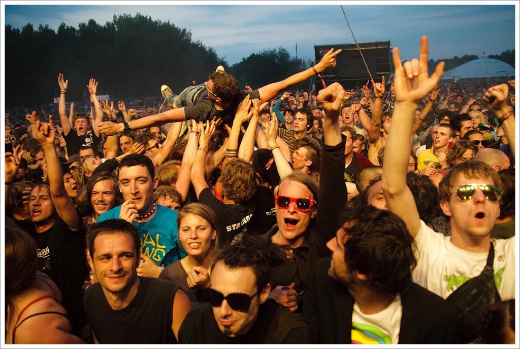 Una docena de festivales de música imprescindibles que tendrán lugar en España en 2012