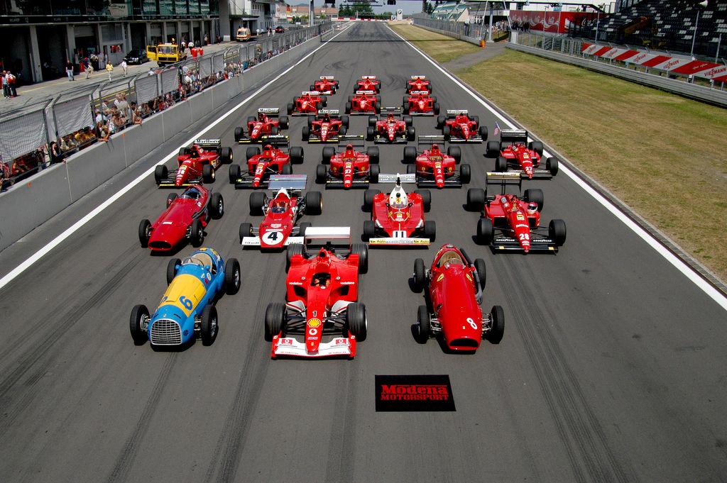 Una docena de los mejores momentos en la historia moderna de la Fórmula 1