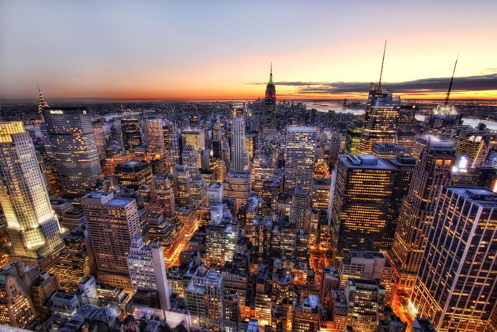 Una docena de montajes Time-Lapse urbanos espectaculares