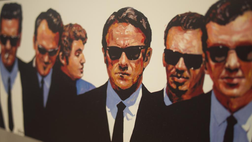 Una docena de canciones rescatadas en míticas escenas de Tarantino