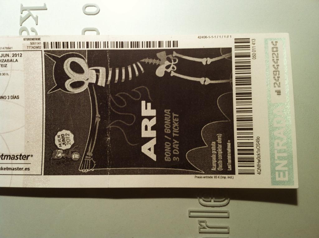Una docena de recomendaciones para disfrutar del Azkena Rock Festival 2012