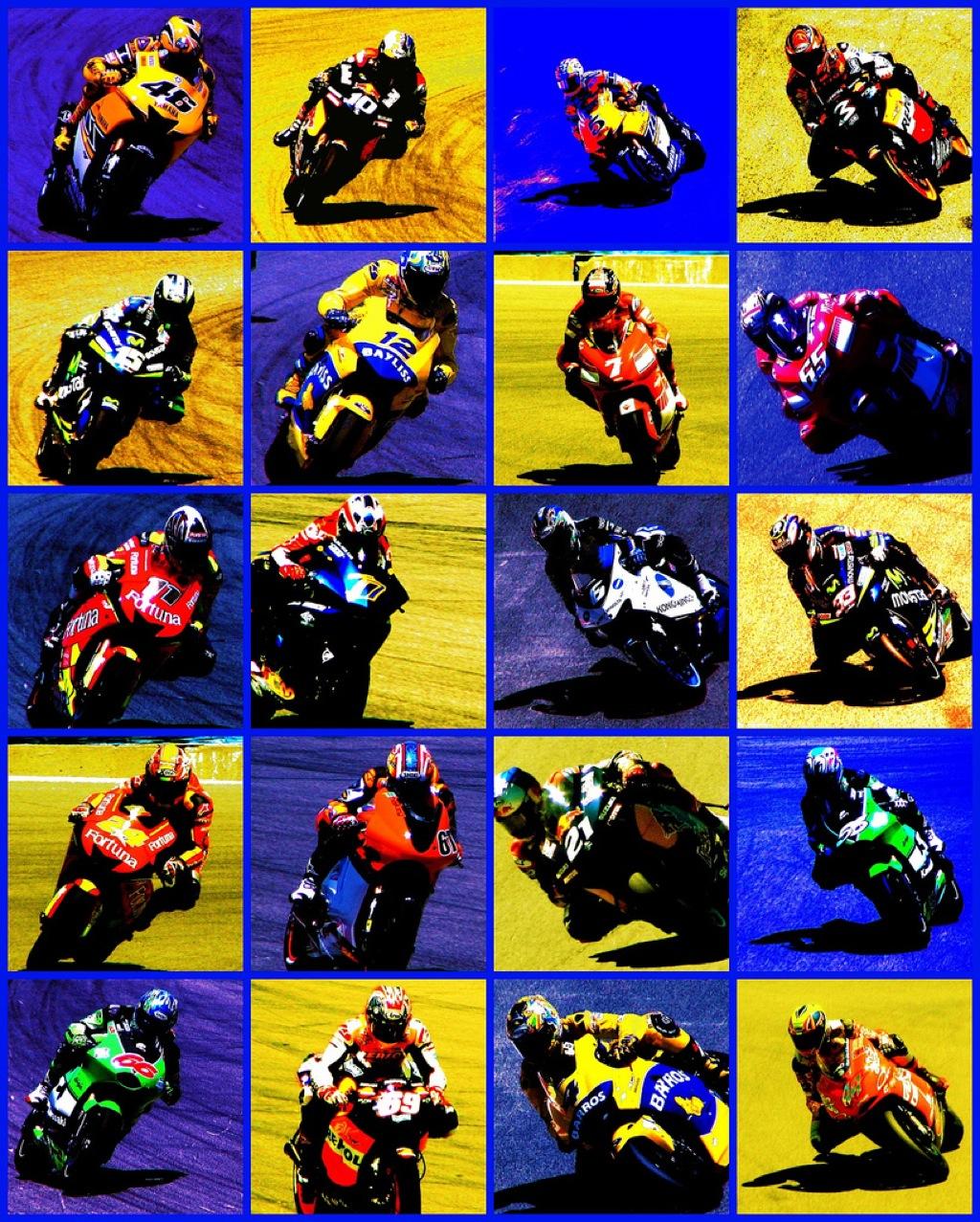 Una docena de los mejores momentos en la historia moderna del motociclismo