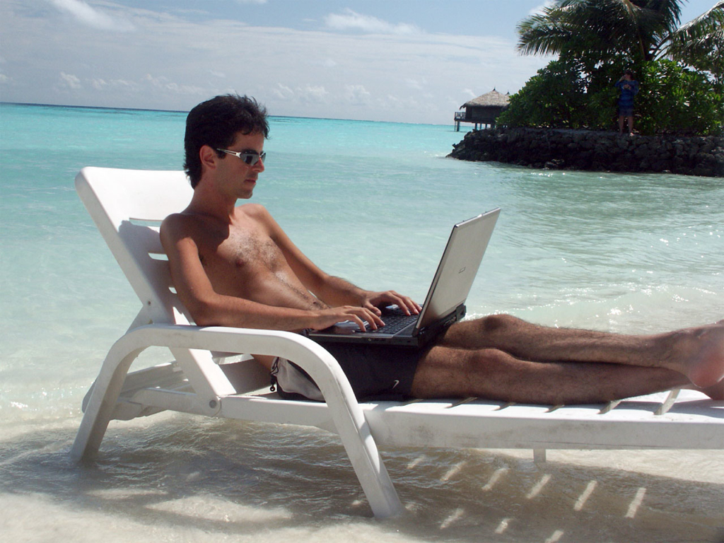 Una docena de webs para preparar tus vacaciones