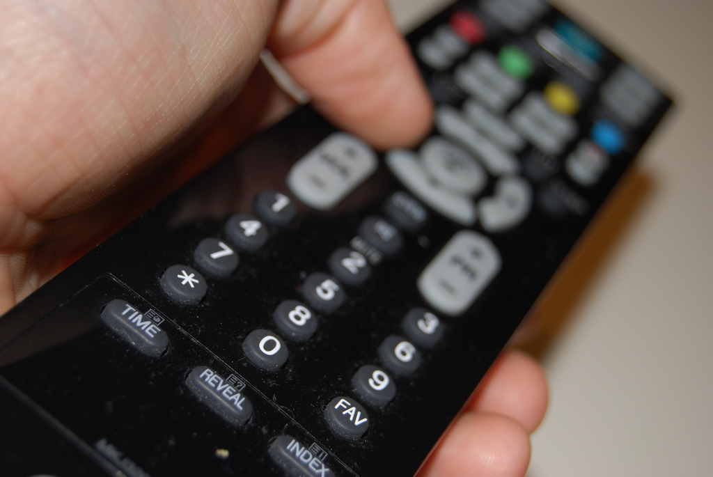 mando de la tele