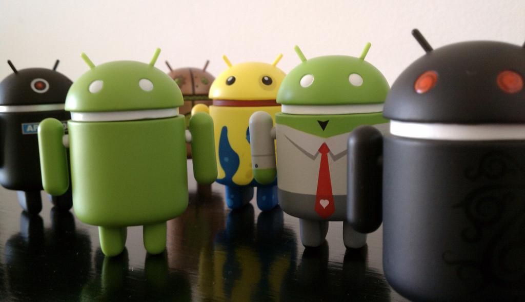 Una docena de webs con recursos para Android