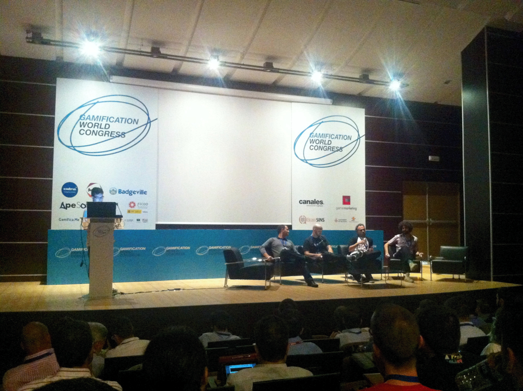 Una docena de reflexiones sobre el Gamification World Congress de Valencia