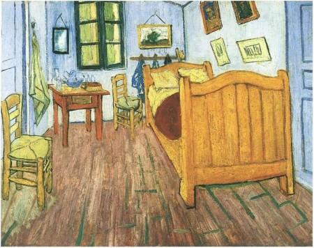 La Habitación de Van Gogh en Arles