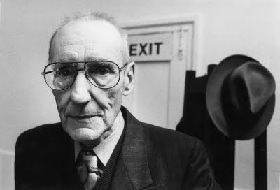 William Burroughs, London, 1988