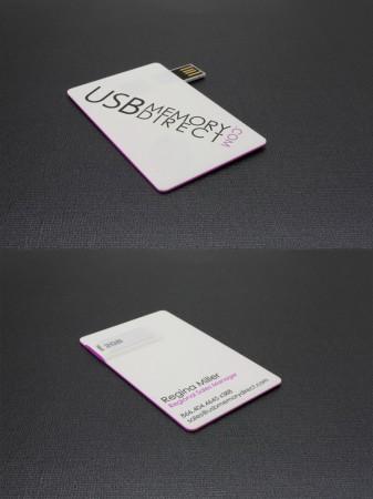 tarjetas de visita con usb