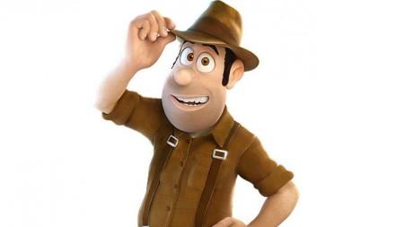 Resultado de imagen de GIF animado tadeo JONES
