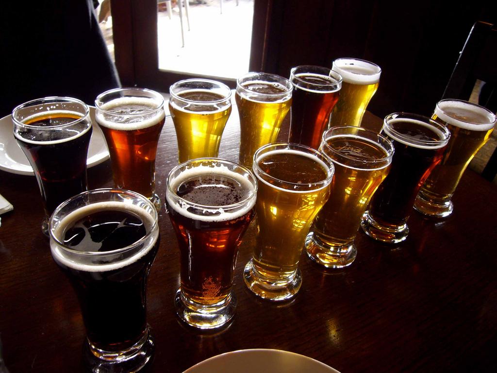 Una docena de cervezas artesanas elaboradas en España