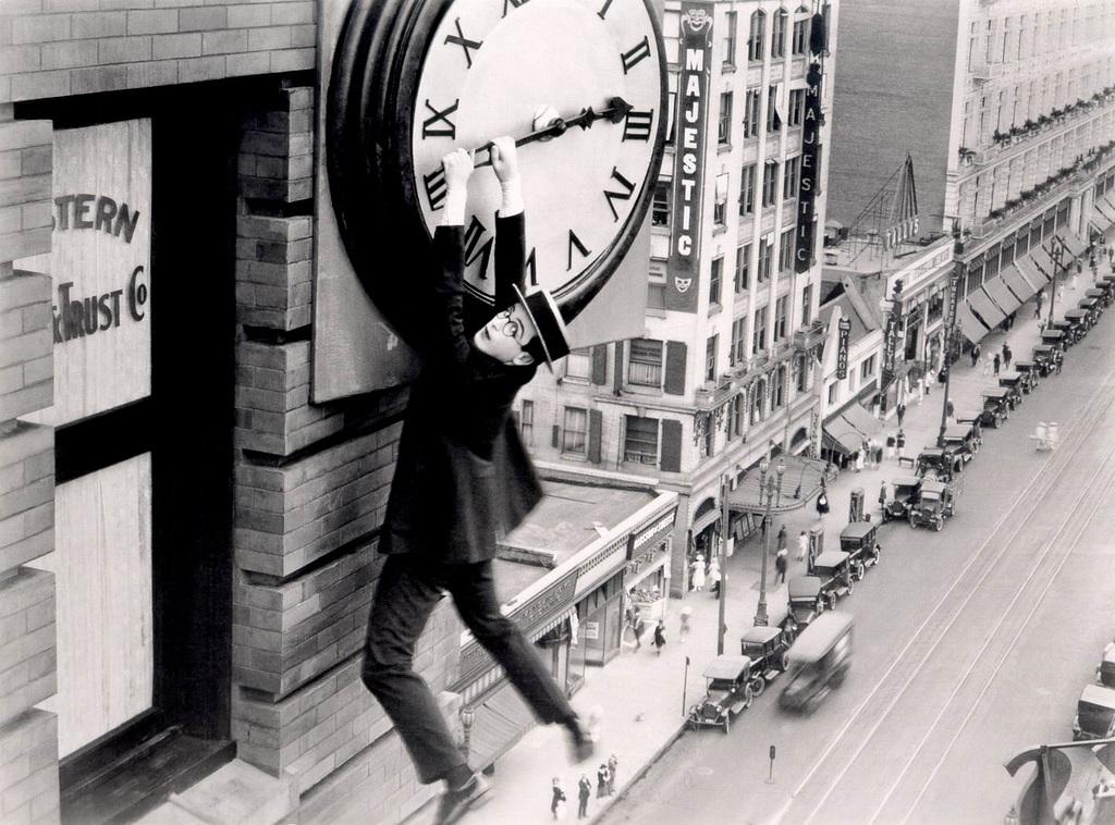 Harold Lloyd Reloj