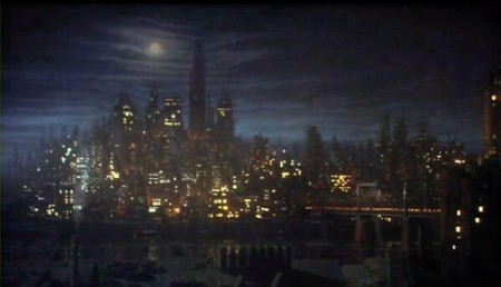 Gotham City, Batman