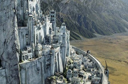 Minas Tirith, El Retorno del Rey (Lord of the Rings)