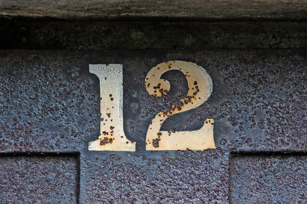 Una docena de curiosidades sobre el número doce
