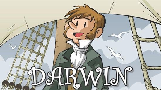 Comic Darwin