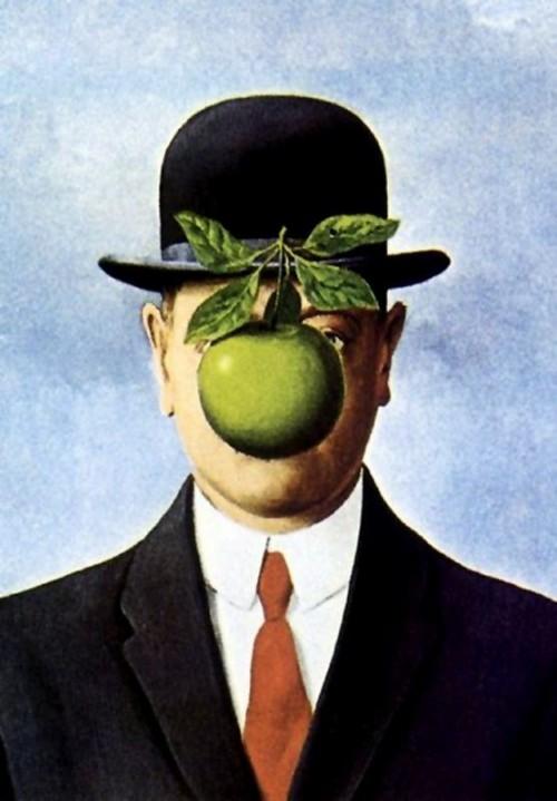 Resultado de imagen de magritte cuadros