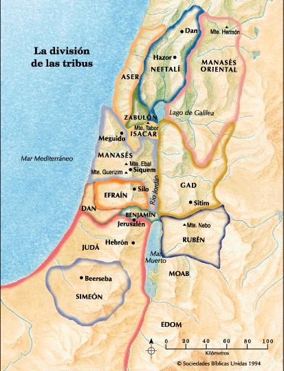 Mapa-del-asentamiento-de-las-12-tribus-de-Israel