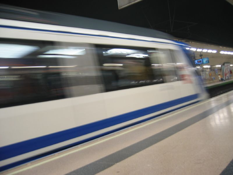 Metro de Madrid por rahego