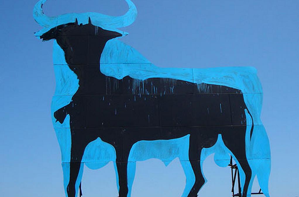 Toro Osborne - Vaca flaca