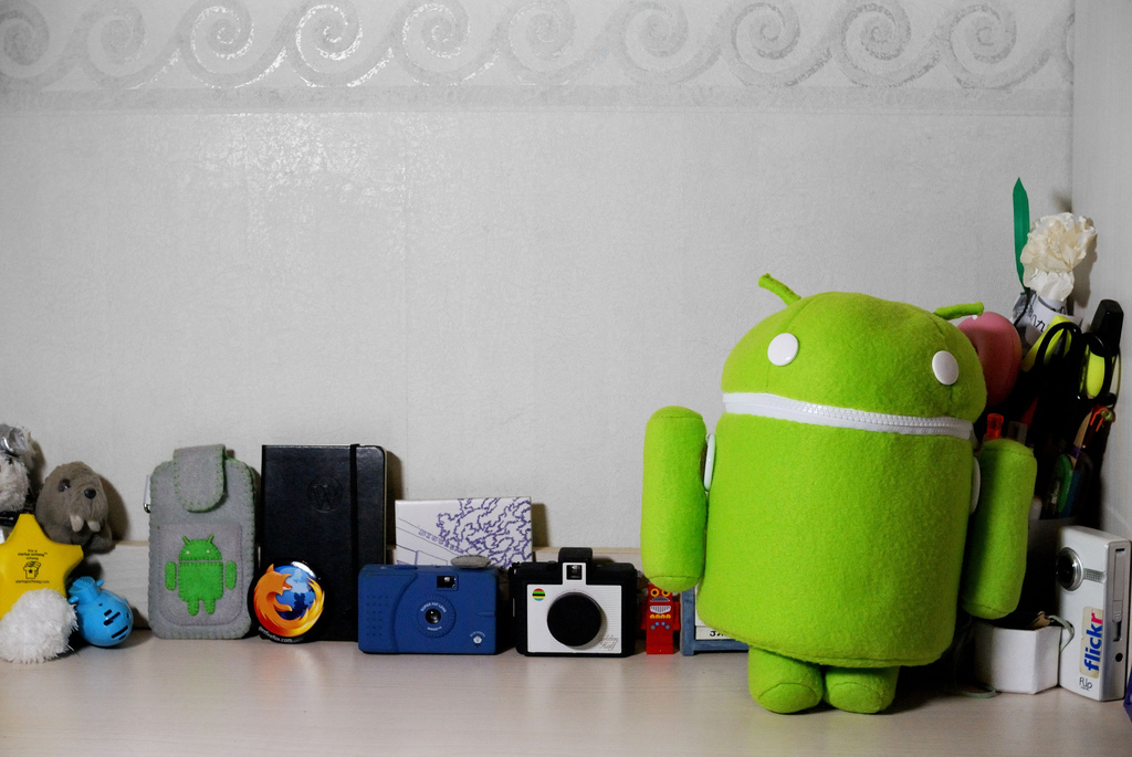 Una docena de aplicaciones de Android para bloggers