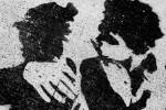 Una docena de bonitas fotografías de besos capturados por Robert Doisneau