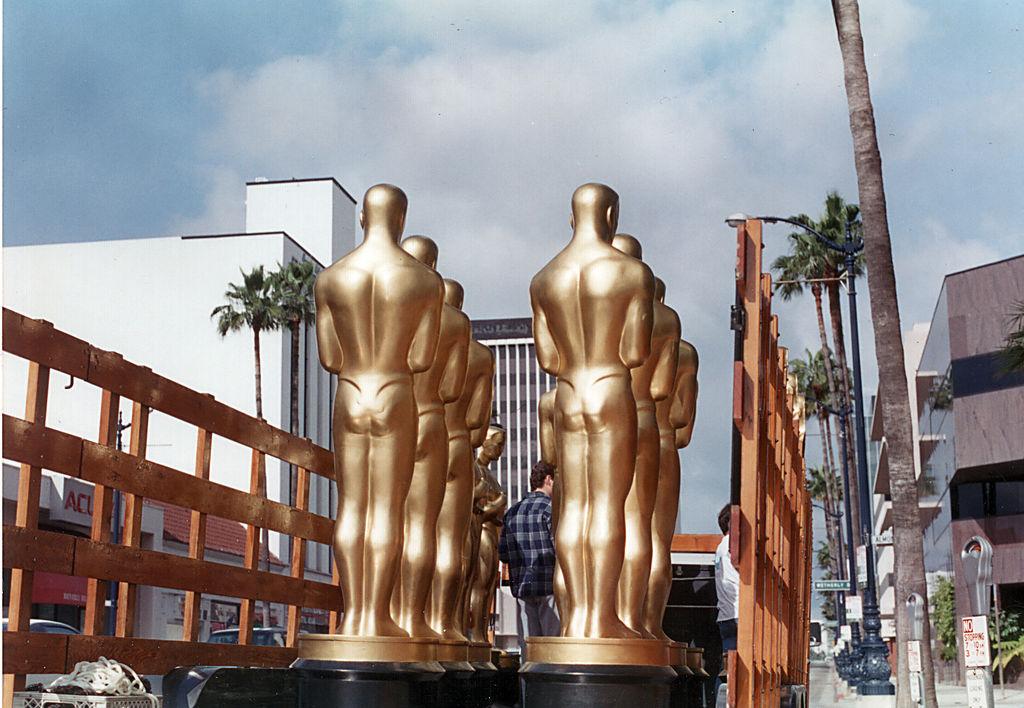 Una docena de películas candidatas a los Oscars 2013