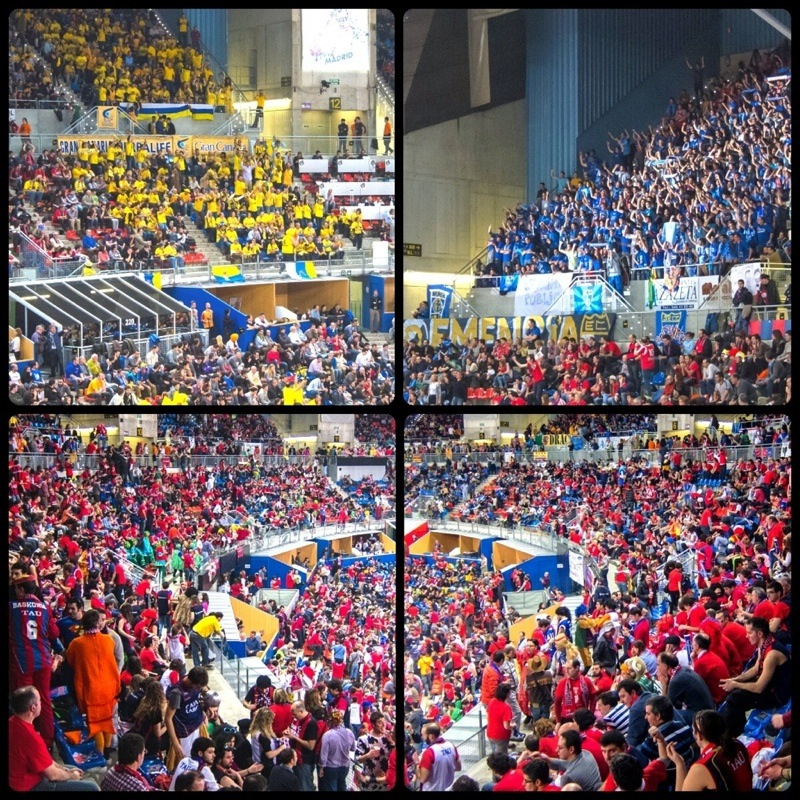 Una docena de grandes momentos vividos durante la Copa del Rey de Baloncesto de Vitoria-Gasteiz